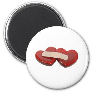 HealingHearts062709 Runder Magnet 5,1 Cm