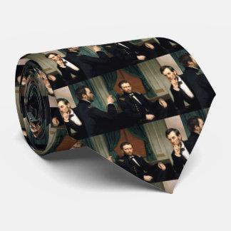Healy - die Friedensstifter. Ziviler Krieg Krawatte