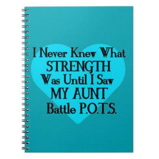 Heart/I kannte nie… Tante… P.O.T.S. Notizblock