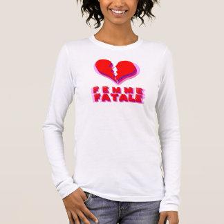 Heartbreaker Femme Fatale 2 Langarm T-Shirt