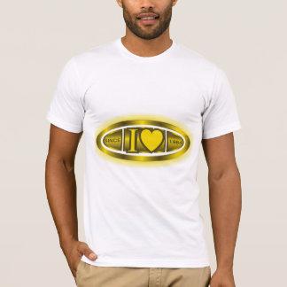 heartlogo T-Stück T-Shirt