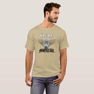 """#Heavy """"Chili"""" Skate T-shirt/Sandfarbe T-Shirt"""