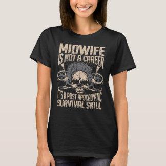 Hebamme ist nicht eine Karriere-lustige T-Shirts