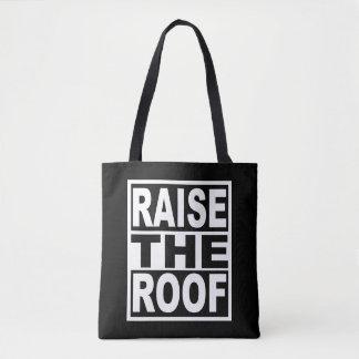 Heben Sie das Dach an Tasche