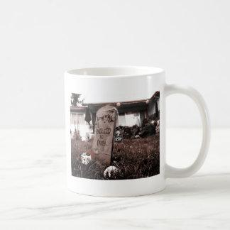 Heben Sie die Toten an Kaffeetasse