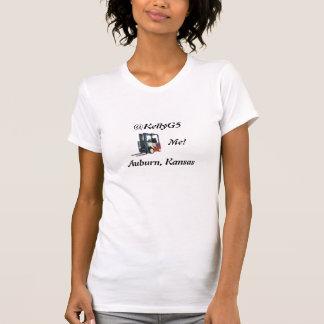 Heben Sie mich @KellyG5 an T-Shirt