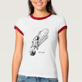 HEBEN SIE WEG T-Shirt