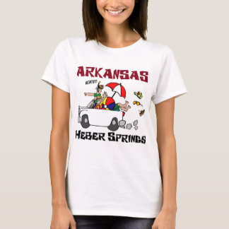 Heber entspringt Arkansas T-Shirt