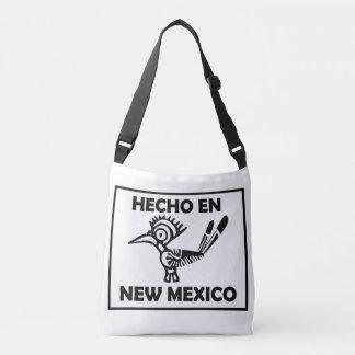 Hecho en-New Mexiko gemacht im New Mexiko Tragetaschen Mit Langen Trägern