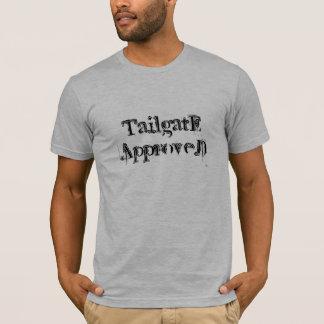 Heckklappe genehmigt T-Shirt