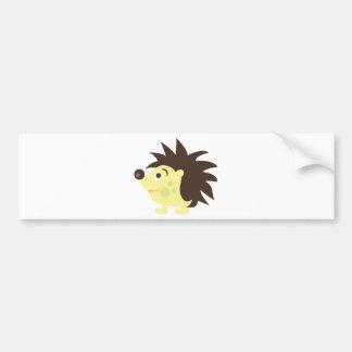 HedgehogFamP14 Autoaufkleber