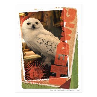 Hedwig 1 postkarte