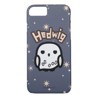 Hedwig-Cartoon-Charakter-Kunst iPhone 8/7 Hülle