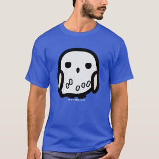 Hedwig-Cartoon-Charakter-Kunst T-Shirt