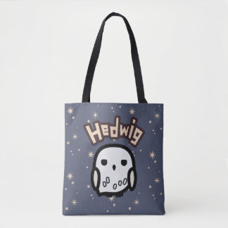 Hedwig-Cartoon-Charakter-Kunst Tasche