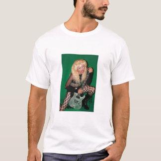 Hedwig mit T - Shirt der Gitarren-2