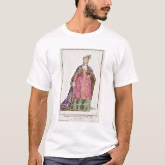 Hedwige, Marquis d'Arquien (1373-99) Königin Pol T-Shirt