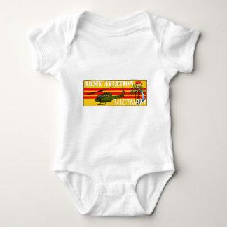 Heeresflugwesen Vietnam Baby Strampler