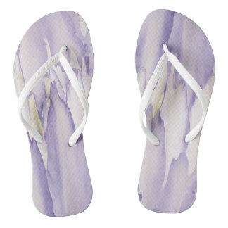 Heftige Orchidee Flip Flops