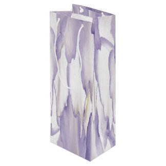 Heftige Orchidee Geschenktüte Für Weinflaschen