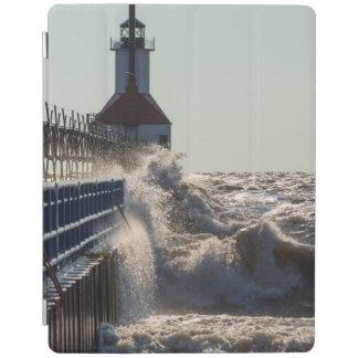 Heftige Wellen bei St Joseph iPad Smart Cover