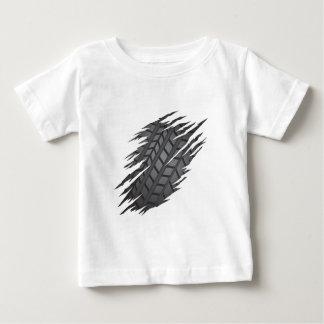 Heftiger Reifen Baby T-shirt