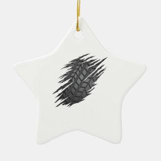Heftiger Reifen Keramik Ornament