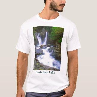 Heftiger Schlag Bish Fälle T-Shirt