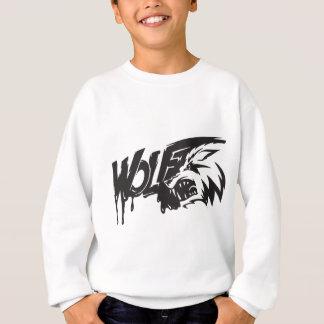 Heftiger Wolf Sweatshirt