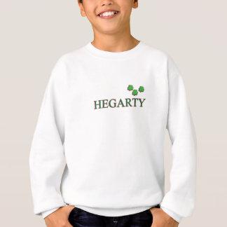 Hegarty irisches Familie Hoodie-Sweatshirt Sweatshirt
