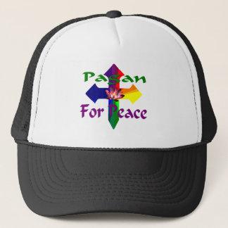 Heide für Frieden Truckerkappe