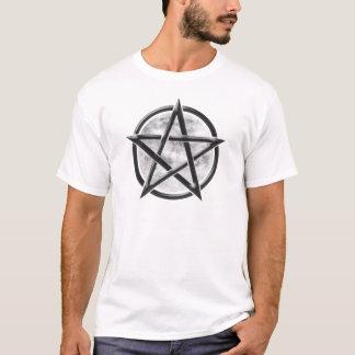 Heidnischer Pentagram T-Shirt