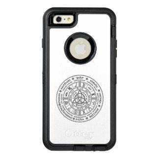Heidnisches Rad des Jahres - iPhone Fall OtterBox iPhone 6/6s Plus Hülle