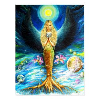 Heilender Engel Postkarten