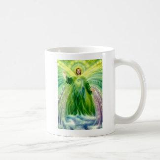 Heilendes Licht Erzengel-RAPHAEL Kaffeetasse