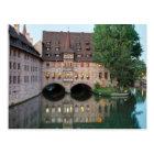 Heilig Geist Spital, Nürnberg Postkarte