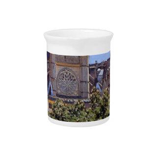 Heilig-Germain l'Auxerrois durch Claude Monet Krug