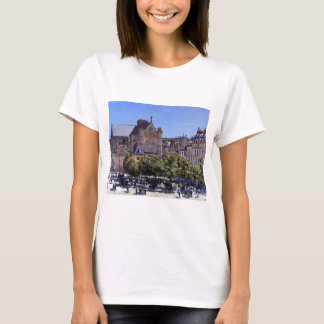 Heilig-Germain l'Auxerrois durch Claude Monet T-Shirt