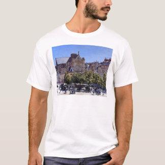 Heilig-Germain l'Auxerrois durch Claude Monet T-Shirt