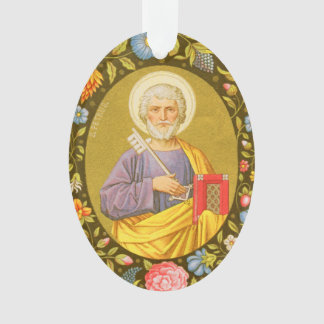 Heilige 2for1:  SS. Peter- u. Paul-Acryl Ornament