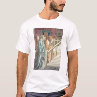 Heilige Anne und Joachim an der Darstellung von T-Shirt