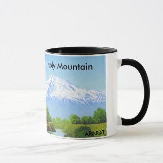 Heilige Berg-ARARAT-Kaffeetasse Tasse