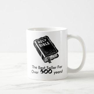 Heilige Bibel; Der Verkaufsschlager für über 500 Kaffeetasse