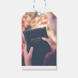 Heilige Bibel des Ministeriums Geschenkanhänger