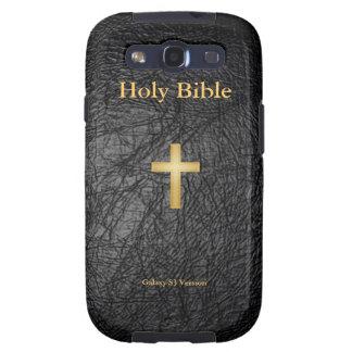 Heilige Bibel-Telefon-Kasten Samsung Galaxy S3 Etuis