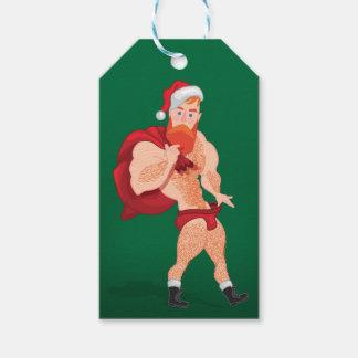 Heilige Claus Geschenkanhänger
