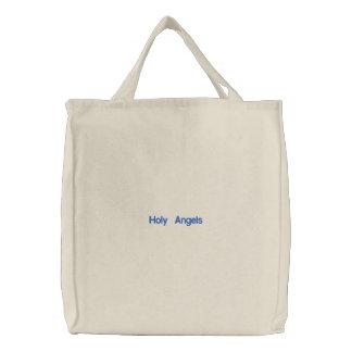 Heilige Engel Bestickte Tasche