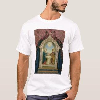 Heilige Familie, 1898 (Tempera auf Platte) T-Shirt