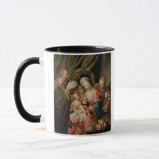 Heilige Familie mit St Anne Tasse