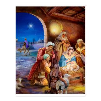 Heilige Familie Postkarte